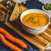 Vegan Roasted Vegetable Soup