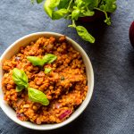 vegan lentil spread